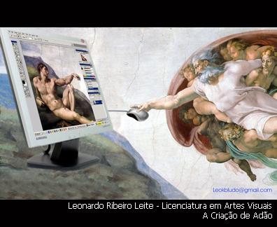 Capela Sistina - Leonardo Ribeiro Leite - exp