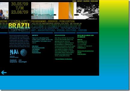 brasil contemporaneo holanda 2009