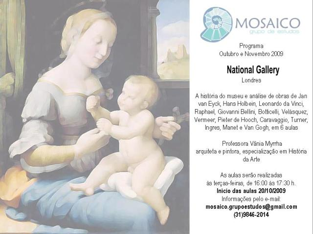 curso national gallery